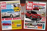 Journaal - Bladeren door de allereerste AutoWeek!