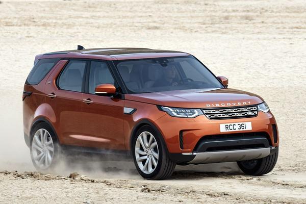 Eindelijk onthuld: Land Rover Discovery