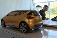 Kijken bij Renault Design - AutoWeek Update
