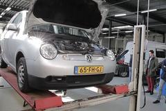 Volkswagen Lupo 3L - 2000 - 548.000 km - Klokje Rond