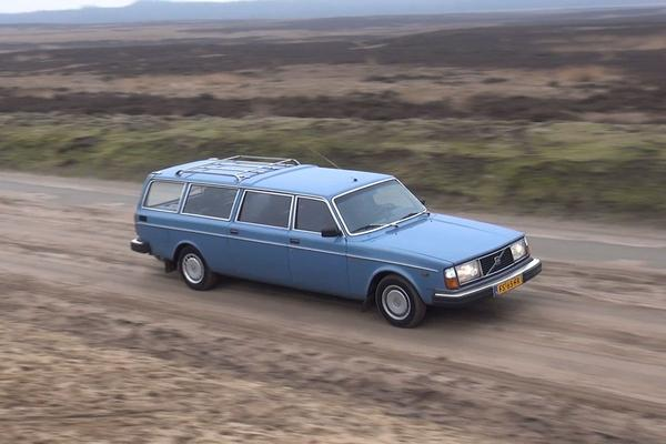Video: Volvo 245 Transfer - Blits Bezit