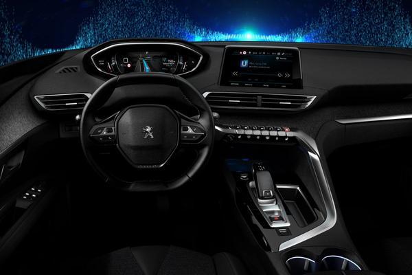 Nu officieel: Peugeot's nieuwe i-Cockpit