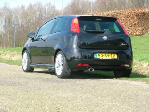 fiat grande punto 1 4 16v sport 2006 gebruikerservaring. Black Bedroom Furniture Sets. Home Design Ideas