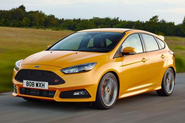 Gereden: Ford Focus ST TDCi