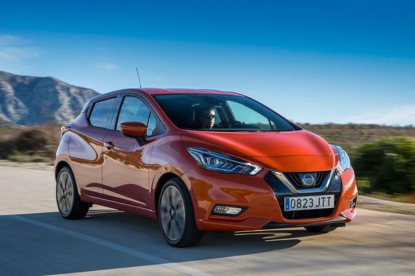 Dít kost de nieuwe Nissan Micra