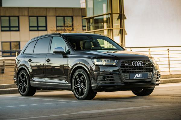 Abt doet Audi SQ7