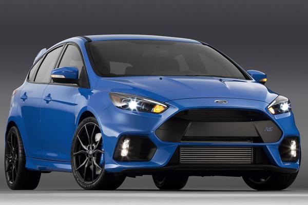Ford Focus RS wordt eerste Amerikaanse RS