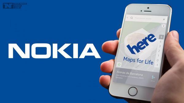 Nokia verkoopt kaarten aan BMW, Audi en Mercedes