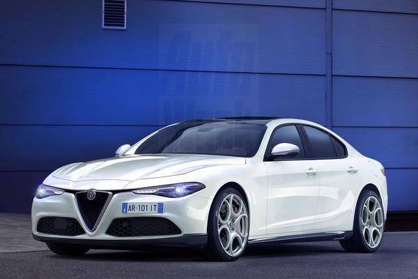 'Grotere sedan van Alfa Romeo uitgesteld'