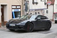 Spyshots: Porsche Panamera Shooting Brake