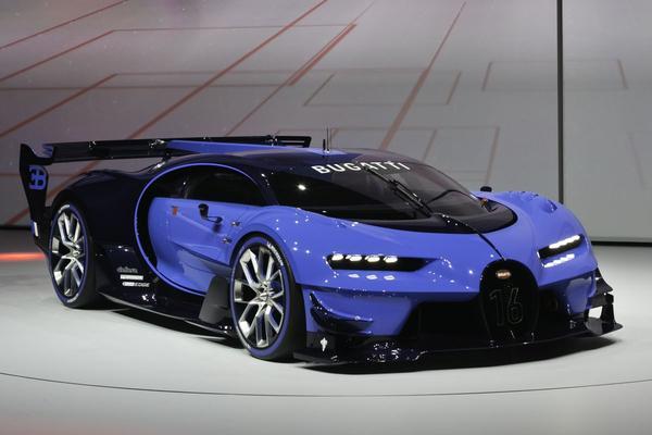 'Bugatti in gevaar door Dieselgate'