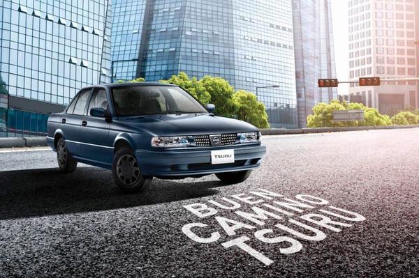 Nissan Tsuru neemt na 33 jaar afscheid