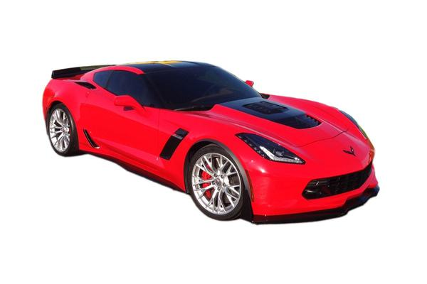 Callaway ontketent Chevrolet Corvette Z06
