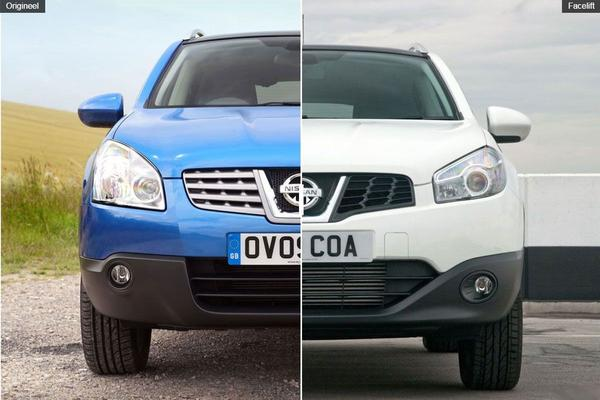 Facelift Friday: Nissan Qashqai