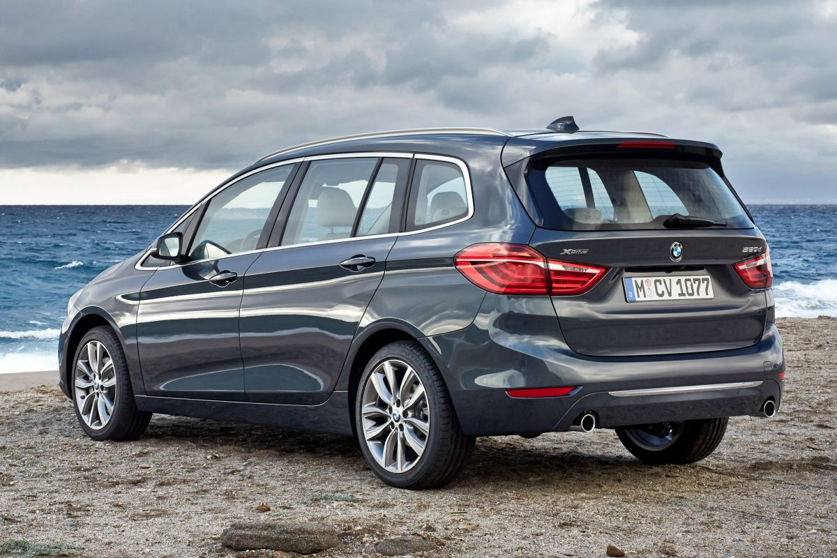 prijskaartjes bmw 2 serie gran tourer bekend autonieuws. Black Bedroom Furniture Sets. Home Design Ideas