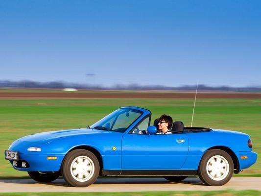 AutoWeek Top 50: Mazda MX-5