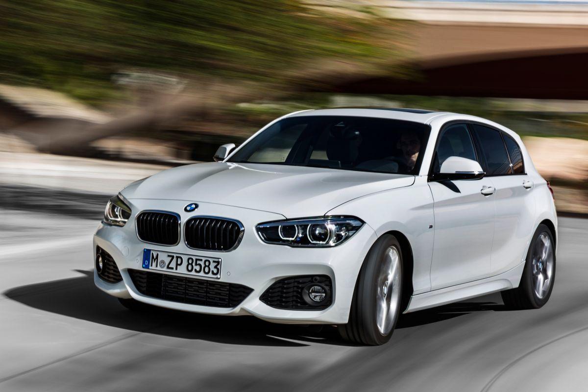 BMW 1-serie 2015 foto's   AutoWeek Fotospecial - AutoWeek.nl