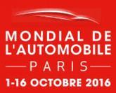 Autosalon van Parijs 2016