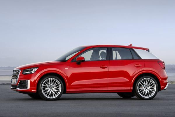 Audi Q2 op prijsniveau A3 Sportback