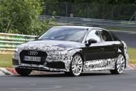 Audi RS3 Sedan (2018) - Spionage
