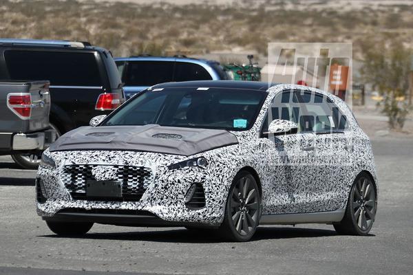 Gesnapt: nieuwe Hyundai i30