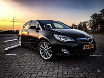 Opel Astra 1.4 Turbo 140pk Cosmo