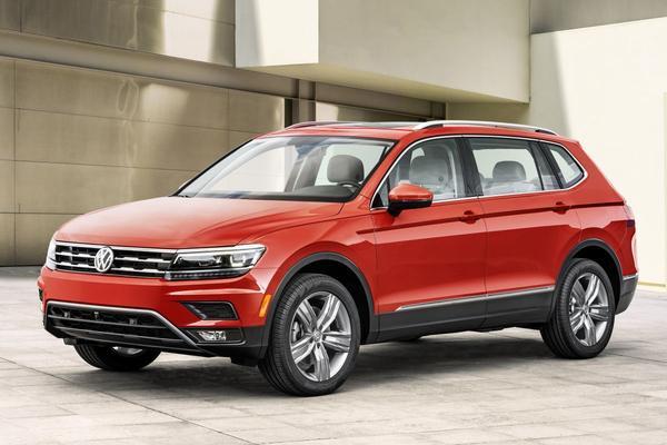 Nu officieel: Volkswagen Tiguan Allspace