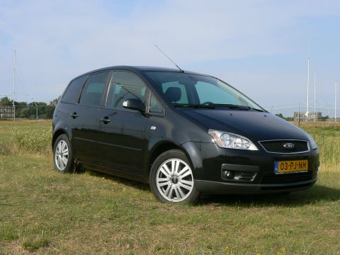 ford focus c max 2 0 tdci ghia 2004 gebruikerservaring autoreviews. Black Bedroom Furniture Sets. Home Design Ideas