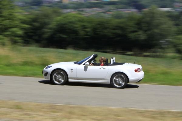 Cabrio's vaker gebruikte import