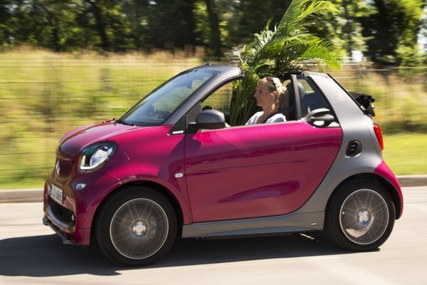 Rij-impressie: Smart Fortwo Cabrio Electric Drive