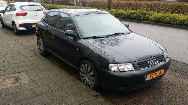 Audi A3 1.8 5V Turbo Ambiente 1998