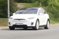 Tesla Model X P90D - Rij-impressie