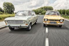 Classics Dubbeltest - Opel Kadett vs. Ford Escort