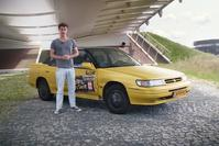 Barrelbrigade - Subaru Legacy te koop