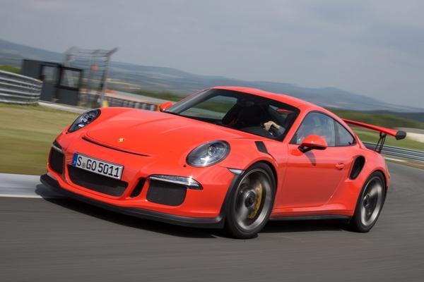 Gereden: Porsche 911 GT3 RS