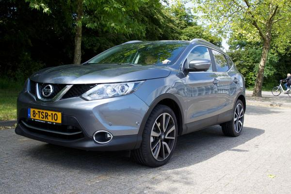 nissan qashqai 1 5 dci tekna 2014 gebruikerservaring autoreviews. Black Bedroom Furniture Sets. Home Design Ideas
