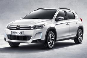 Citroën C3-XR gaat aan onze neus voorbij
