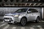 Mitsubishi Outlander PHEV als X-Line