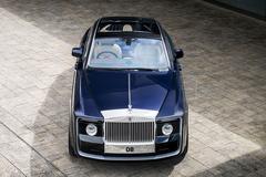Dít is de Rolls-Royce Sweptail
