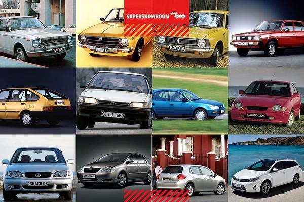 Supershowroom: Toyota Auris