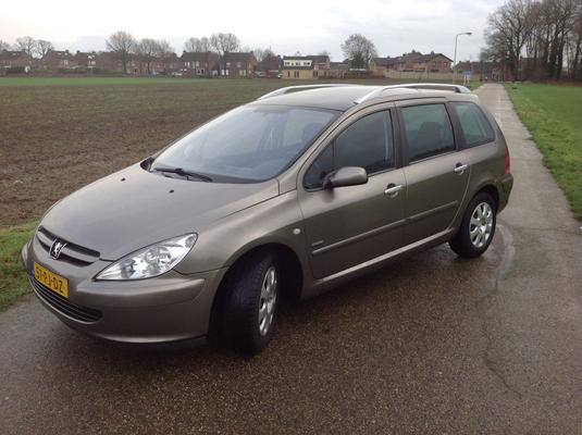 Peugeot 307 Break XT Pack 2.0 HDI 90pk 2004