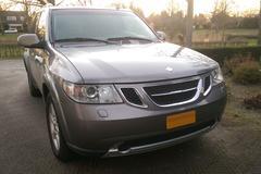 In het wild: Saab 9-7X