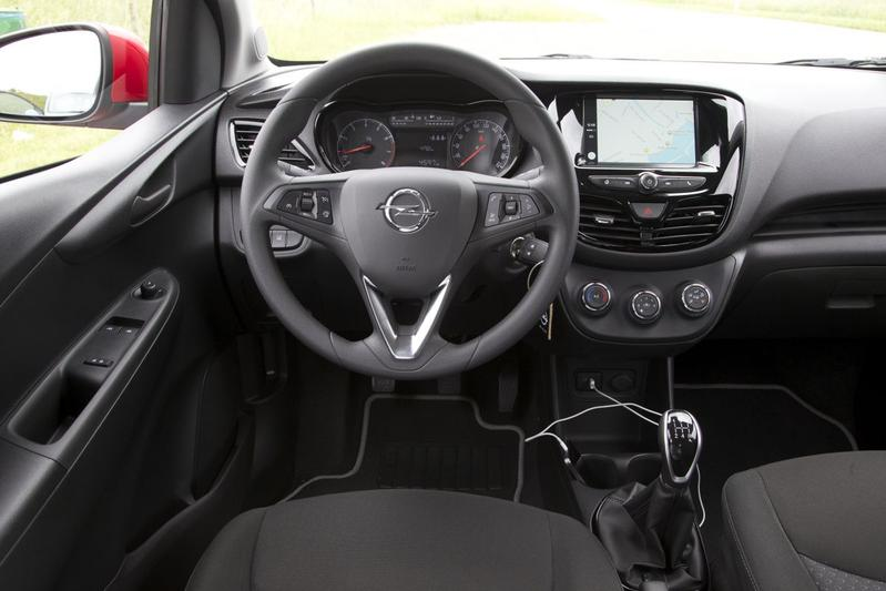 opel karl 1 0 edition 2015 autotests. Black Bedroom Furniture Sets. Home Design Ideas