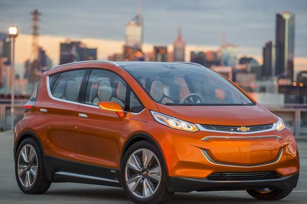'Ford werkt aan concurrent Chevrolet Bolt'