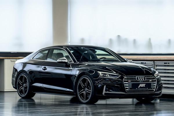 Audi S5 volgens Abt