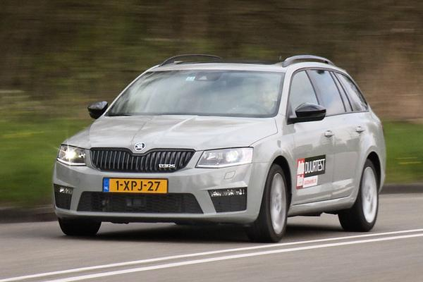 Video: Achteruitkijkspiegel - Octavia RS met SSM-knop