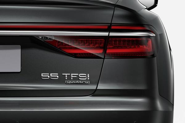 Audi komt met nieuwe motoraanduidingen