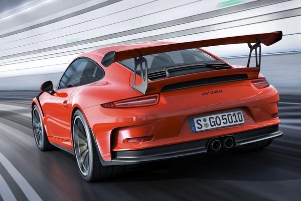 Officieel: Porsche 911 GT3 RS