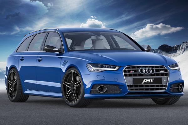 Abt tilt Audi S6 naar RS6-niveau
