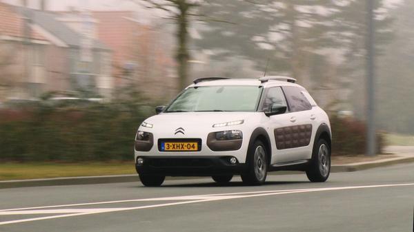 Video: Welkom duurtest - Citroën C4 Cactus